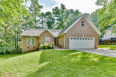 Charlotte Single Family Home Under Contract-Show: 13311 Graymist Drive