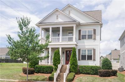 Pineville Single Family Home For Sale: 14219 Country Lake Drive
