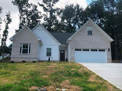 Kannapolis Single Family Home For Sale: 1427 Independence Square