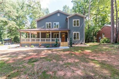 Charlotte Single Family Home For Sale: 2432 Arnold Drive