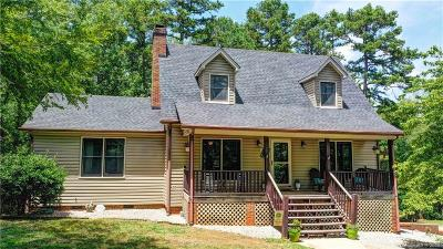Single Family Home For Sale: 6693 Camp Creek Road