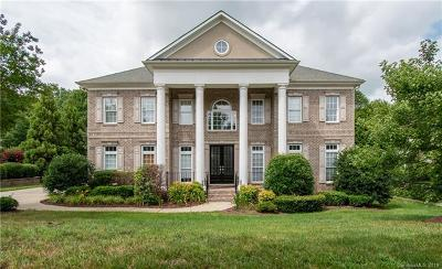 Huntersville Single Family Home For Sale: 10926 Emerald Wood Drive