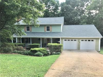 Hickory Single Family Home For Sale: 5429 Gunpowder Drive