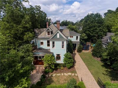 Charlotte Single Family Home For Sale: 301 E Kingston Avenue