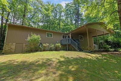 Pisgah Forest Single Family Home For Sale: 27 Spring Valley Road