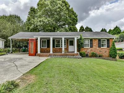 Mecklenburg County Single Family Home For Sale: 1015 Cone Avenue