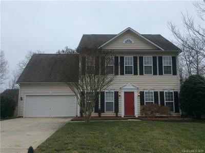 Union County Rental For Rent: 1006 Linstead Drive