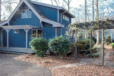 Mooresville Single Family Home For Sale: 122 Ski Haven Lane