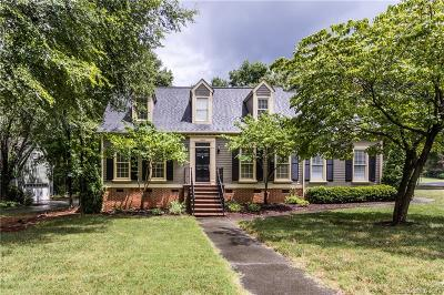 Charlotte Single Family Home For Sale: 10433 Balmoral Circle