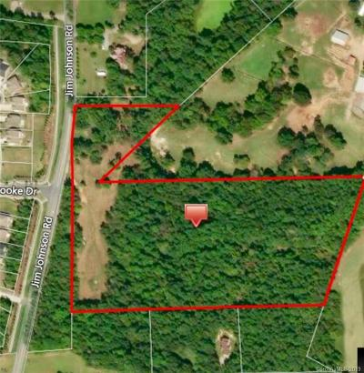 Cabarrus County Residential Lots & Land For Sale: 3340 Jim Johnson Road