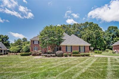 Gastonia Single Family Home For Sale: 3625 Stoneycreek Court