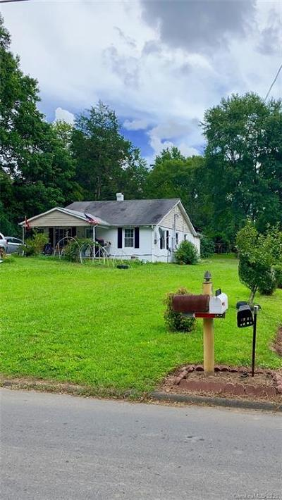 Single Family Home For Sale: 1312 Summerville Road