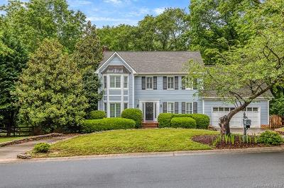 Charlotte Single Family Home For Sale: 7324 Lee Rea Road