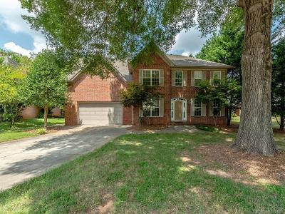 Matthews Single Family Home For Sale: 9318 Joines Drive