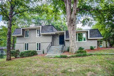 Charlotte Single Family Home Under Contract-Show: 3713 Chevington Road