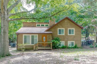 Single Family Home Under Contract-Show: 5709 Shadow Creek Road