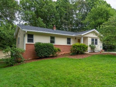 Buncombe County Single Family Home For Sale: 42 Imperial Court