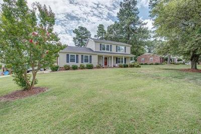 Gastonia Single Family Home For Sale: 2800 Valleywood Drive