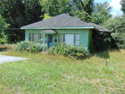 Hendersonville Single Family Home For Sale: 3533 Asheville Highway
