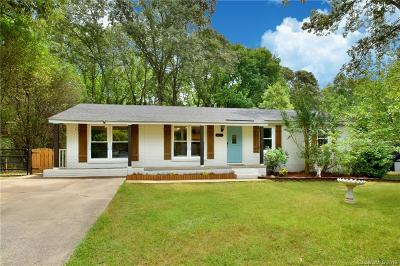 Waxhaw Single Family Home Under Contract-Show: 601 Olin Drive