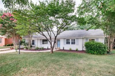 Charlotte Single Family Home For Sale: 837 Cooper Drive