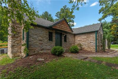 Asheville Single Family Home For Sale: 1 Waverly Road