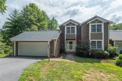 Buncombe County Condo/Townhouse For Sale: 103 Windward Drive