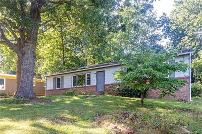 Buncombe County Single Family Home For Sale: 418 Melody Circle