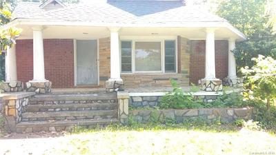 Lincoln County, Cleveland County, Catawba County, Gaston County Single Family Home For Sale: 239 11th Street SW