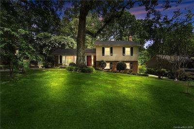 Beverly Woods Single Family Home Under Contract-Show: 3909 Flowerfield Road