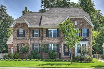 Waxhaw Single Family Home Under Contract-Show: 4217 Oxford Mill Road
