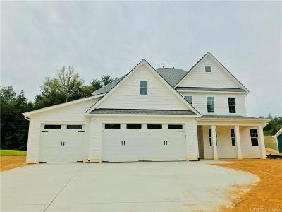 Mooresville Single Family Home For Sale: 233 Country Lake Drive #45
