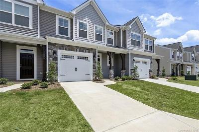 Charlotte NC Condo/Townhouse For Sale: $285,000