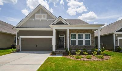 Waxhaw NC Single Family Home For Sale: $315,000