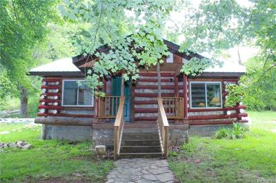 Madison County Single Family Home For Sale: 4667 East Fork Road