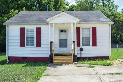 Single Family Home For Sale: 818 Brown Street