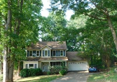 Salisbury Single Family Home For Sale: 107 Carabelle Circle