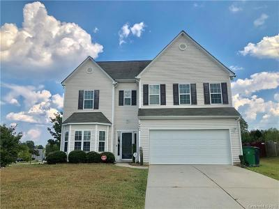 Charlotte NC Single Family Home For Sale: $255,000