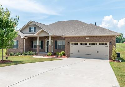 Mooresville Single Family Home For Sale: 124 Nesting Quail Lane