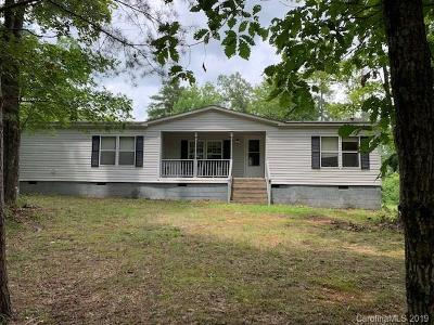 Lake Lure NC Single Family Home For Sale: $155,000