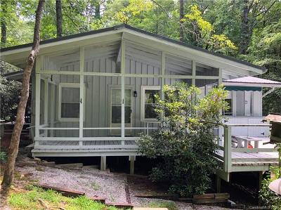 Transylvania County Single Family Home For Sale: 138 Wolf Ridge Road