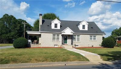 Faith Single Family Home For Sale: 200 S Main Street