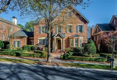 Charlotte Single Family Home For Sale: 9408 Heydon Hall Circle