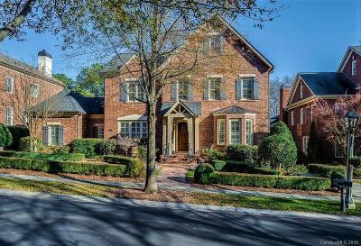 Mecklenburg County Single Family Home For Sale: 9408 Heydon Hall Circle