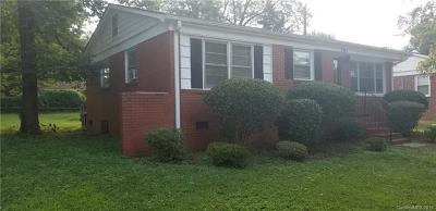 Charlotte Single Family Home For Sale: 2271 Kilborne Drive