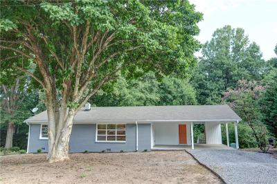 Gastonia Single Family Home For Sale: 2322 Hedgewood Circle