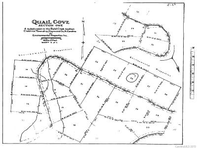 Haywood County Residential Lots & Land For Sale: Quail Cove Road #26