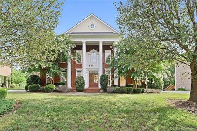 Huntersville Single Family Home For Sale: 14031 Timbergreen Drive