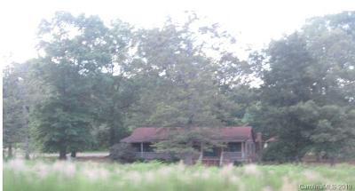 Union County Single Family Home For Auction: 7617 Old Goldmine Road