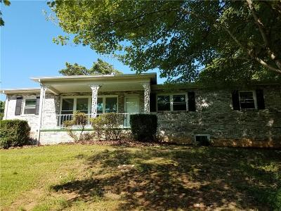 Lenoir Single Family Home For Sale: 129 Isaacs Place SW